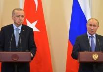 Триумф, триумф и еще раз триумф — так, если вкратце, можно описать результаты переговоров Путина и Эрдогана в Сочи