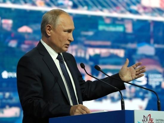 Уход Путина отрепетируют на выборах в Госдуму