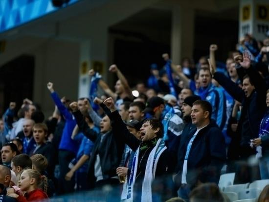 Волгоградский «Ротор» победил «Луч» со счетом 2:0