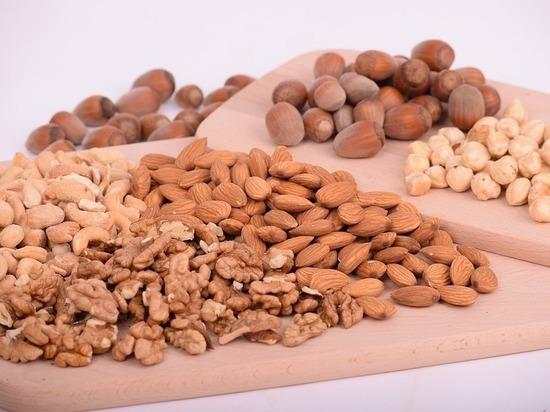 Самые полезные орехи для здоровья человека