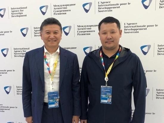 Уроженцы Калмыкии участвуют в форуме «Россия – Африка»