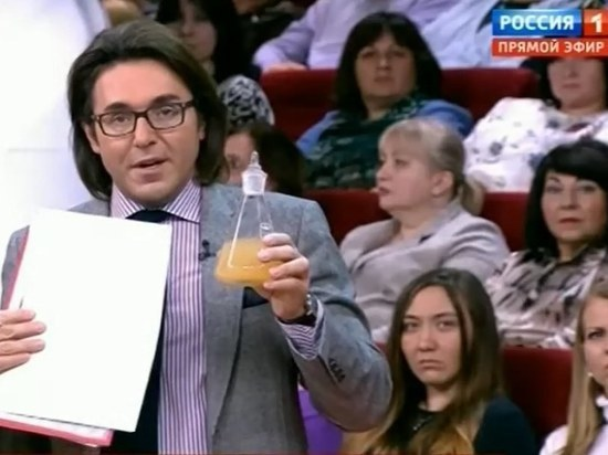 Передачу Малахова о прорыве дамбы в Красноярском крае сняли с эфира