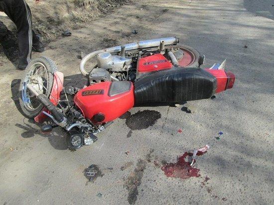 В Черногорске будут судить водительницу, сбившую насмерть молодого человека на мотоцикле