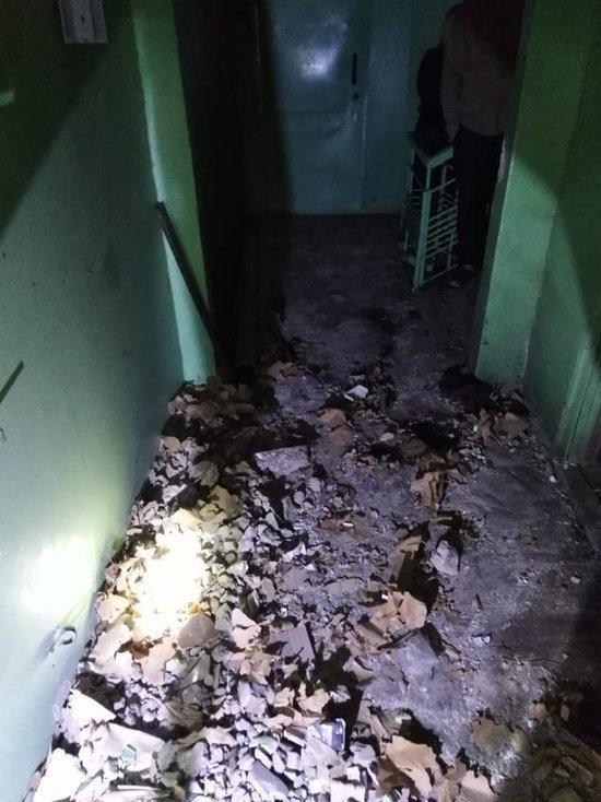 При взрыве газового баллона в жилом доме в Саянске пострадал мужчина