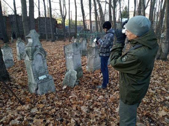 Эксперты прочли надписи на могилах еврейского кладбища в Туле