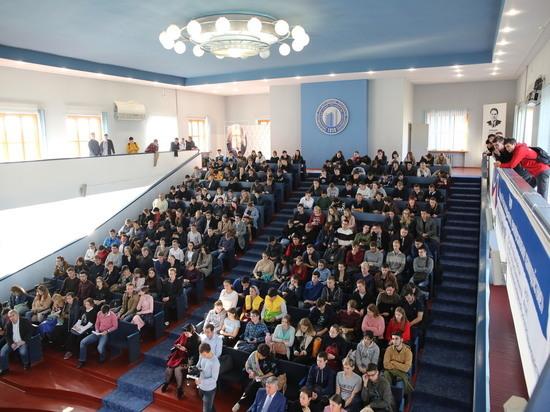 В Волгограде молодежь Юга России сказала