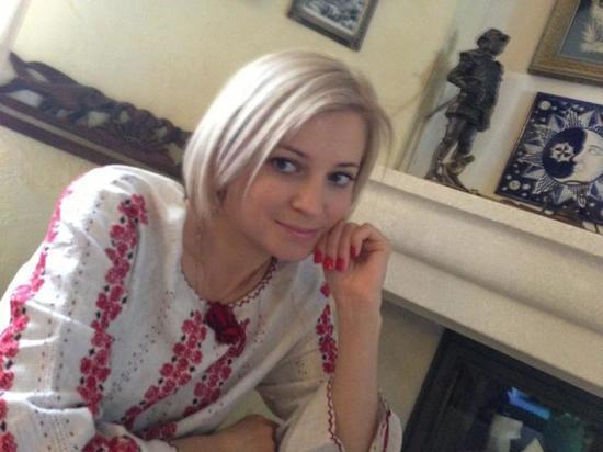 Наталья Поклонская заявила, что она «коренная украинка»