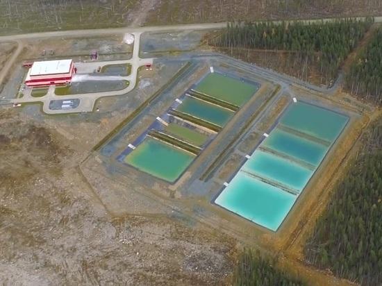 «Святогор» построит вторую очередь по очистке воды на Ново-Шемурском месторождении