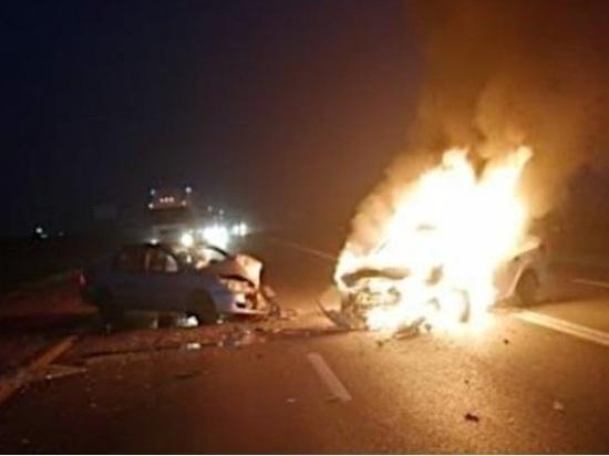Два человека погибли в ДТП на трассе М-4 «Дон»