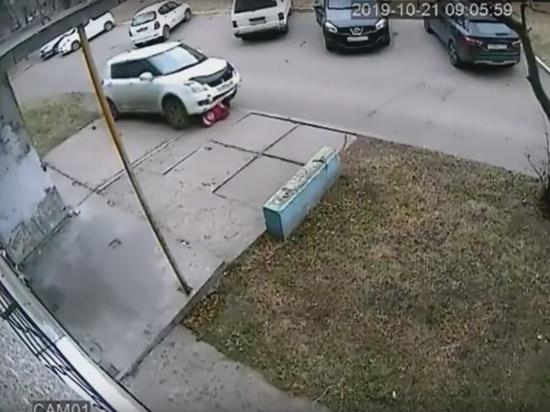 Водителя, сбившего пенсионерку в Ангарске, обвиняют в покушении на убийство