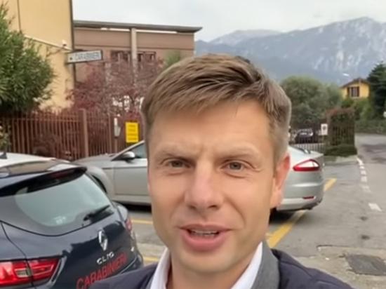 """Украинский политик предложил оппоненту встретиться на его """"даче"""""""