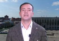 Тульский депутат разыгрывает IPhone и говорит странные фразы