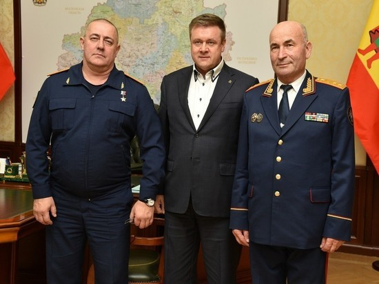 СК России поблагодарил Рязанскую область за поддержку акции «Аллея Памяти»