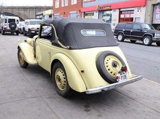 Мужской клуб: как петрозаводские автолюбители повстречали машину Штирлица