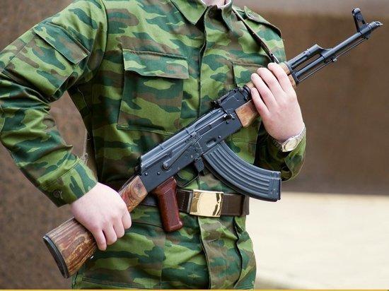 Военнослужащий в Забайкалье застрелил 7 сослуживцев и ранил двоих