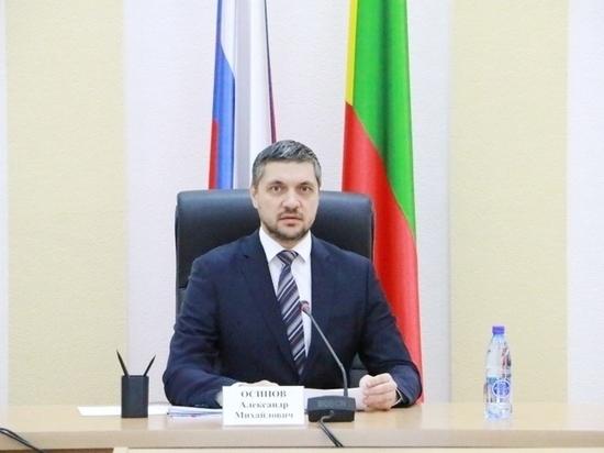 Осипов рассказал, чем власти помогут при ЧП в военной части Забайкалья
