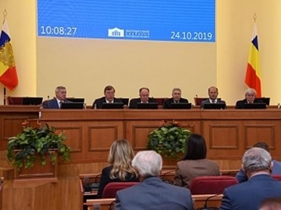 Донские депутаты предложили не сносить самострои