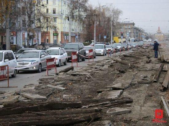 Движение по проспекту Металлургов в Новокузнецке закроют почти на три недели