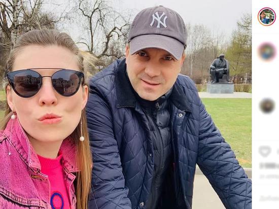 Муж Скабеевой выгнал украинского эксперта за