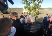 Губернатор Ставрополья посадил именные деревья
