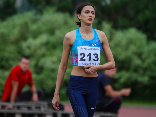 Россиянка Ласицкене стала лучшей легкоатлеткой года в Европе