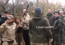Зеленского показали с националистами в похожем на постановку видео