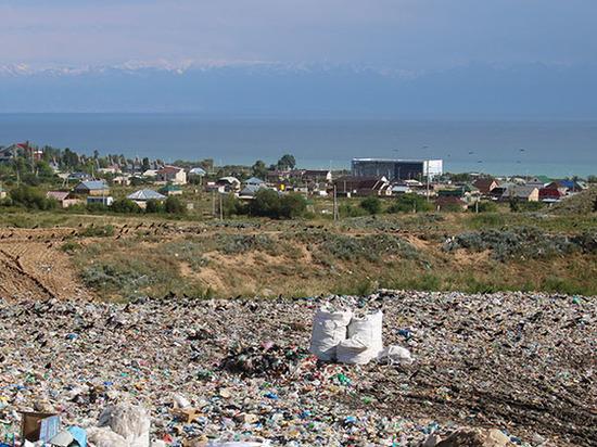Экологические проблемы нависли над Иссык-Кулем