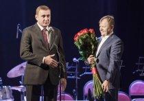Алексей Дюмин поздравил Игоря Бутмана с Днем рождения