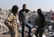Во время спецоперации в провинции Идлиб боевик подорвал себя
