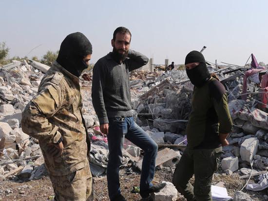 «Выл, стонал и плакал»: лидера ИГИЛ аль-Багдади убивали как бен Ладена