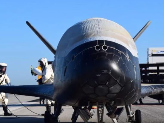 Секретный челнок США обновил рекорд пребывания на околоземной орбите