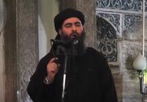 СМИ: тело террориста аль-Багдади могут сбросить в море
