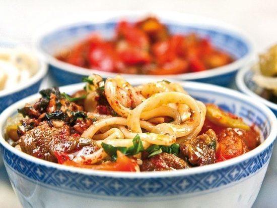 Во всех столовых Хакасского госуниверситета пройдут Дни среднеазиатской кухни