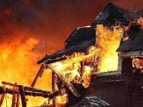 13 пожаров зарегистрировано в Хакасии за пятницу и выходные