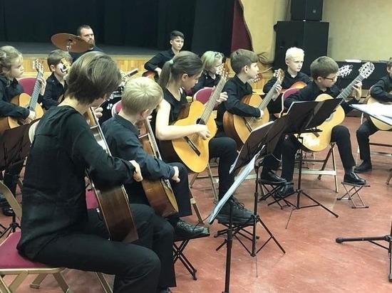 Фестиваль гитарной музыки состоялся в Серпухове