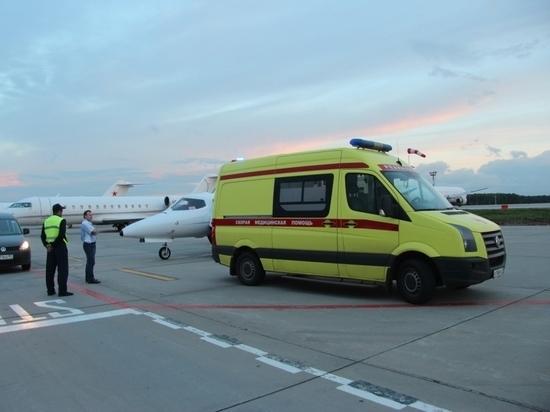 На борту самолета «Петербург – Владикавказ» умер пассажир