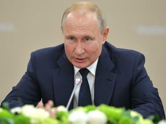 Путин распорядился карать «уголовкой» пропаганду наркотиков в Интернете