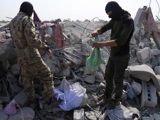 Операцию против игиловца аль-Багдади назвали в честь изнасилованной им девушки