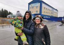 Томские полицейские спасли пропавшую сутки назад семью Герлявиных