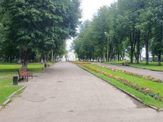 Костромская митрополия предложила прихожанам поучаствовать в опросе по благоустройству Центрального парка