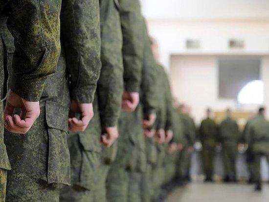 Двадцать пять молодых ивановцев отправились защищать Родину