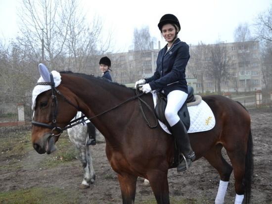 В Иванове подвели итоги соревнований по конному спорту