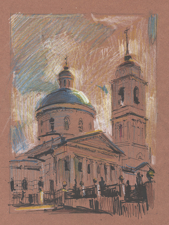 Какие святыни можно увидеть в Серпухове