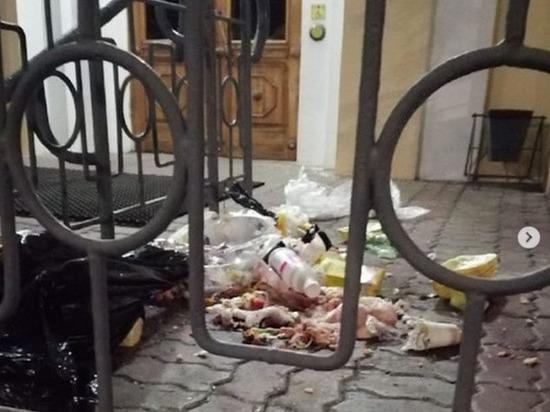 В Совгавани назревает мусорный коллапс