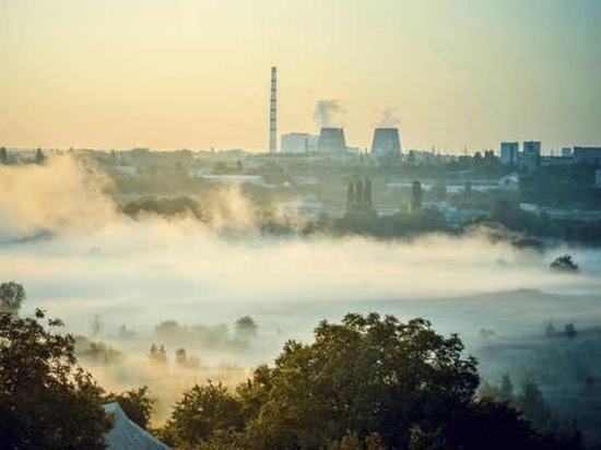Оренбург стал лидером по вредным выбросам в атмосферу