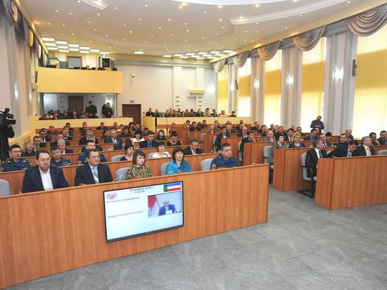 Администрация Главы Хакасии вошла в состав органов исполнительной власти