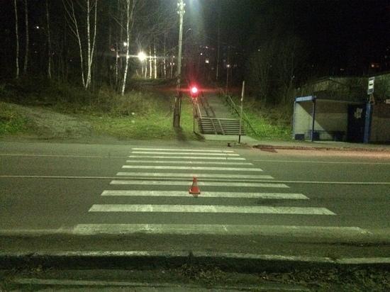В Хакасии женщина-пешеход отпустила сбившего её водителя