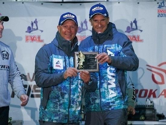 Ростовчане на катере «Алюма» выиграли в профессиональной лиге по рыбной ловле
