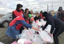 Сотрудники ИНК закупили одежду для детей из подтопленных регионов