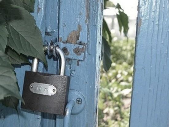 Дачных грабителей поймали в Калуге